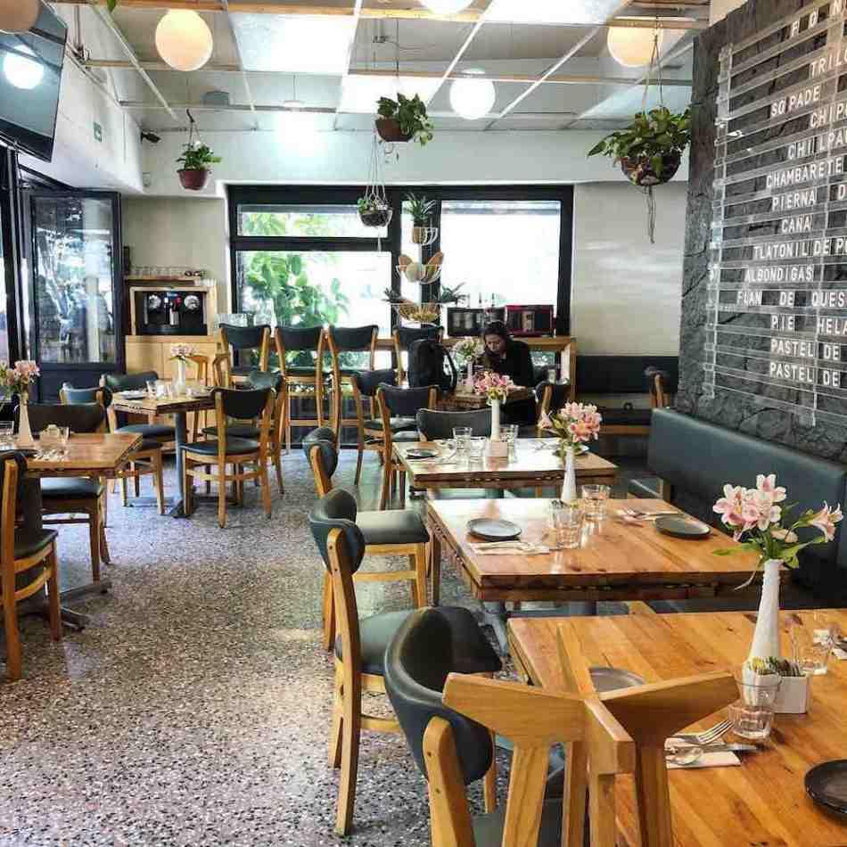 Foto del restaurante Fonda Mayora en la Condesa
